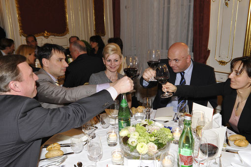 icon vienna 2008 - Welcome Dinner - Gallery