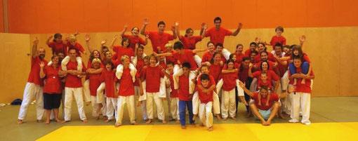 die fleißigen Judokas