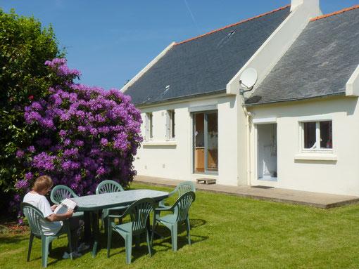 Location vacances maison plain-pied Finistère - Location Vacances ...