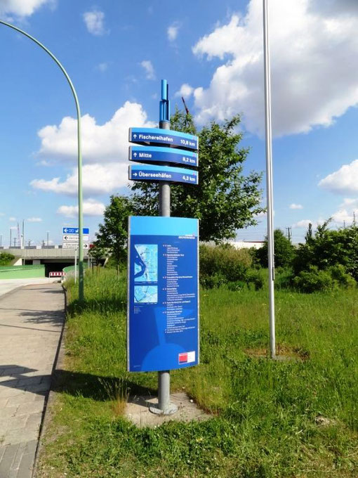 Weserradweg, Von Cuxhaven nach Bremerhaven (c) Alte Schule Bokel