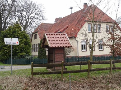 Schulmuseum Heise Oberheise Hollen Hollenerheide Hollenerkamp