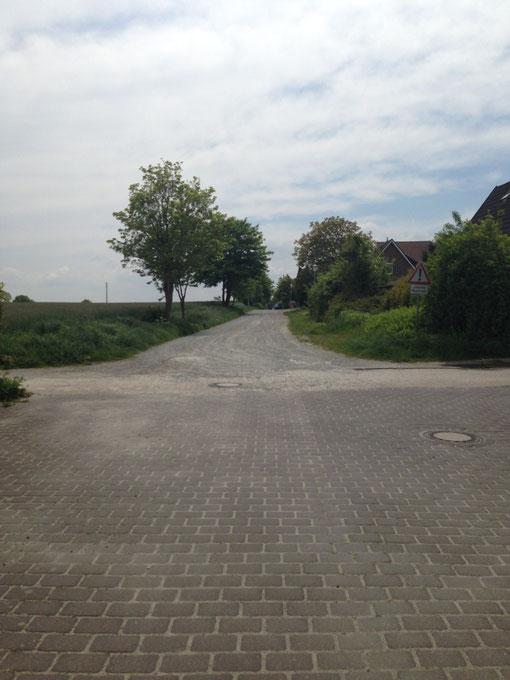 Alter Postweg Cuxhaven - Bremerhaven (c) ASB