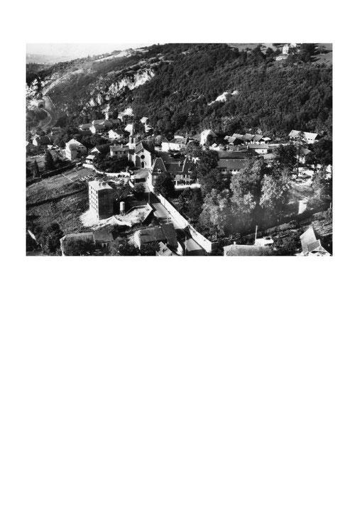 Chef-lieu dans les années 1960