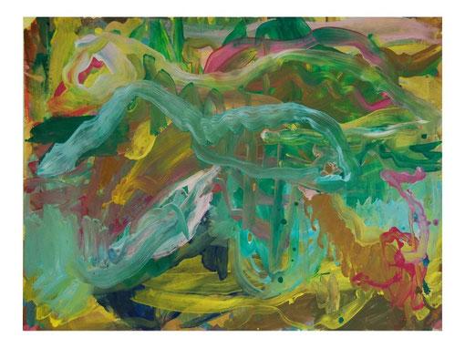 Seestück,Gouache,57x75cm,2010