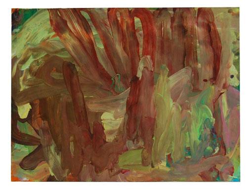Seegras,Gouache,57x75cm,2010