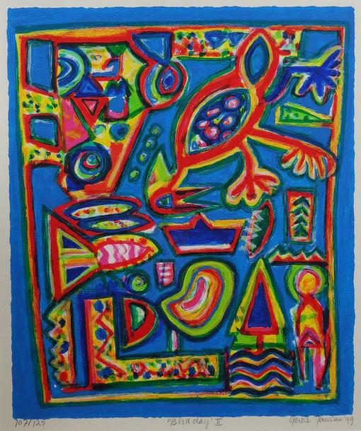 te_koop_aangeboden_een_zeefdruk_van_de_kunstenares_gertie_janssen_1949_moderne_abstracte_kunst