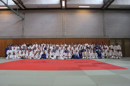 Gruppenfoto der Fortbildung 2013