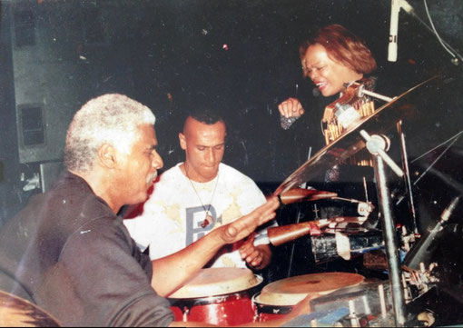 Concert de Tana Maria avec Don allias et Eddy Gomez