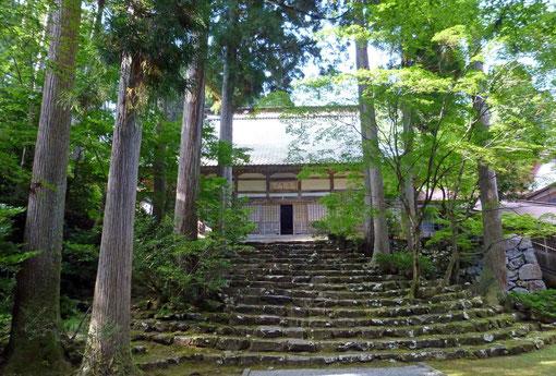 吉峰寺(東川寺撮影)