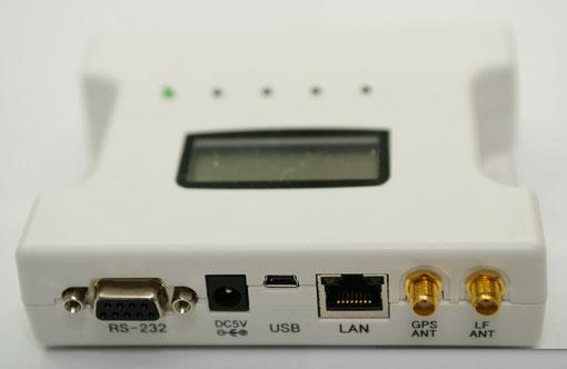電波時計形NTPタイムサーバー