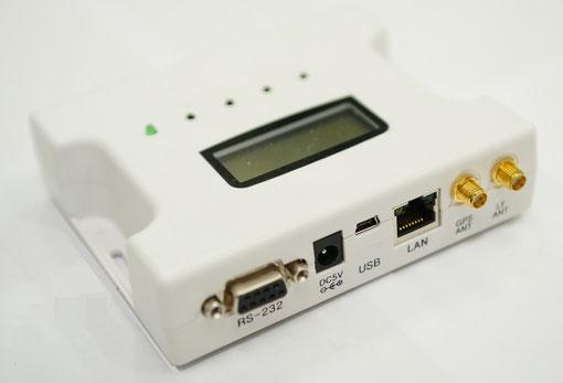 電波時計 NTPタイムサーバー