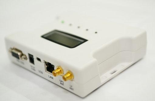 小型電波時計・NTPタイムサーバー
