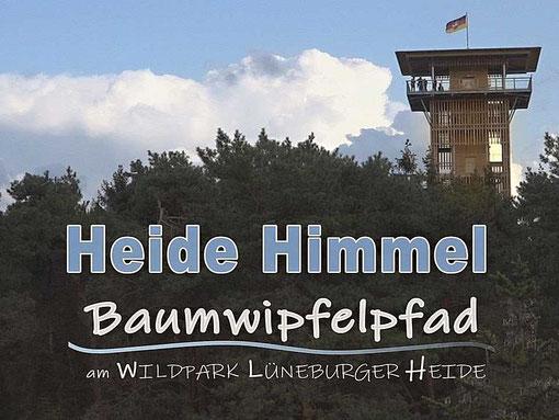 Oertzewinkel Camping - Ausflugsziel Baumwipfelpfad