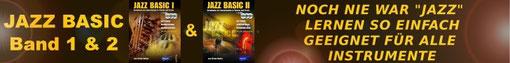 Jazz  lernen: harmonische Grundlagen für alle Musikinstrumente !
