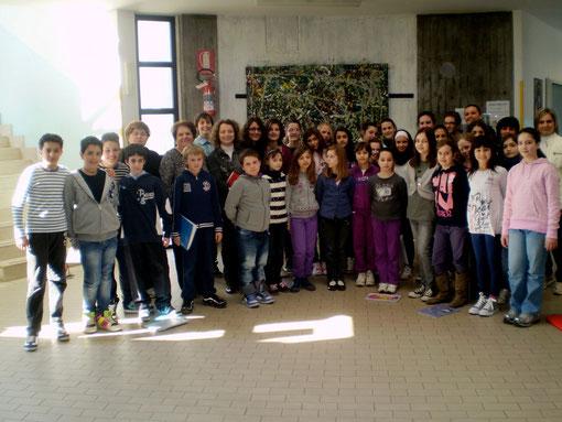 Coro della scuola 21/03/2011
