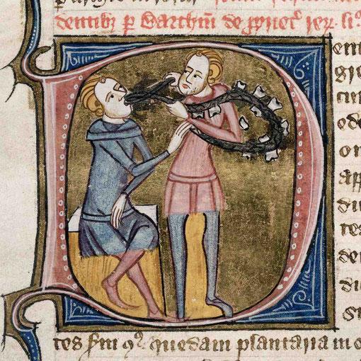 Zahnbehandlung im Mittelalter