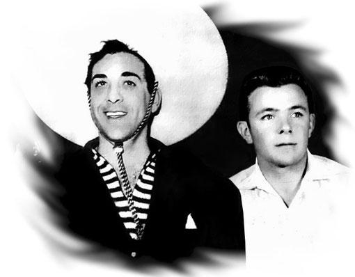José Crespo Larraza et Luis Mariano