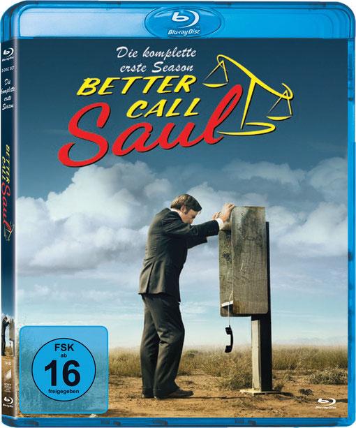 Better Call Saul Blu-ray - Bob Odenkirk - Sony - kulturmaterial - Fan Artikel Gewinnspiel