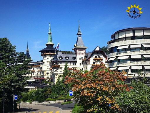 "Das Märchen-Schloss-Hotel ""The Dolder Grand"""
