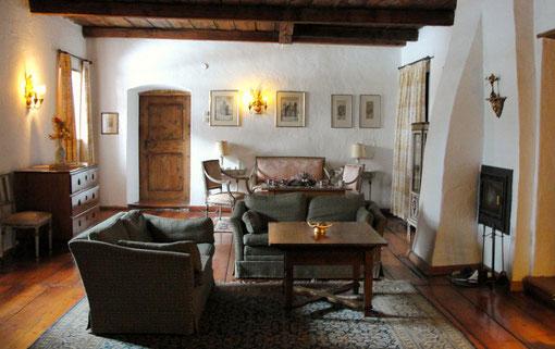 Ritterzimmer im Heihsgut