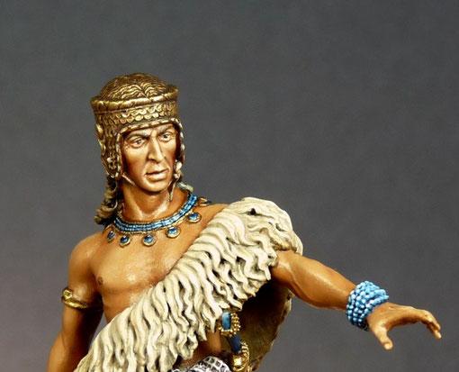 Roi sum rien peinture de figurines le site de jfp - Application pour mesurer une piece ...