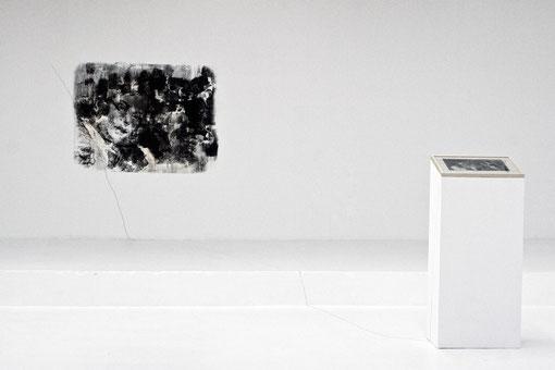 Exhibition view , Personal exhibition, Labor Omnia Vincit @M.a.a.c.