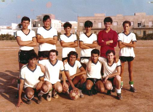 Inauguración el campo 1980-81