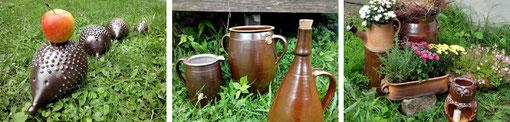 Pflanz-, Garten- und Zierkeramik der Töpferei Meißner