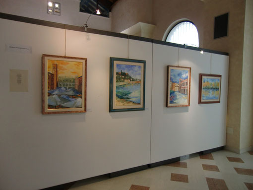 2011 - Mostra OperAttivaMente presso Sala Birolli, Verona