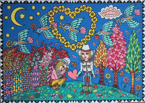 cowgirls prayer