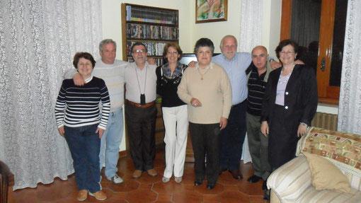 M.Carrisi, B.Carrisi, M.Ximenes, E. Ximenes, A.M.Fia, S.Fia, R. Frascella, A. Frascella