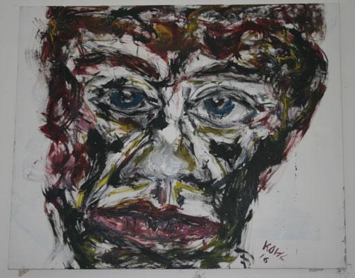 Annabelle Öl auf Leinwand, 135x150