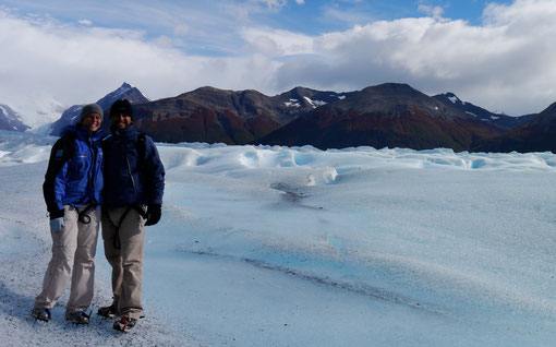 Big Ice Trekking on Perito Moreno Glacier