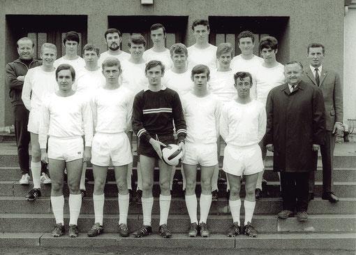 A-Liga Meister 1968/1969, Aufstieg in die 2. Amateurliga
