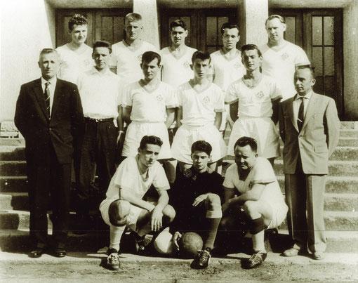 A-Klassenmeister 1959/60, Aufstieg in die 2. Amateurliga