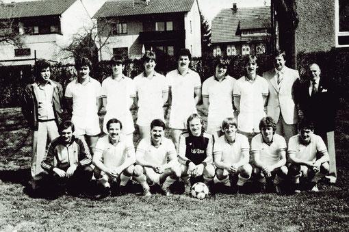 1. Mannschaft 1983