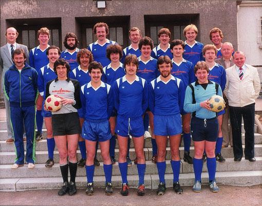 B-Liga Meister 1980/81, Aufstieg in die A-Liga