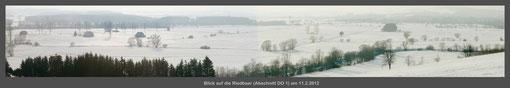 Panorama, Donau, Baar, Donaueschingen, Pfohren