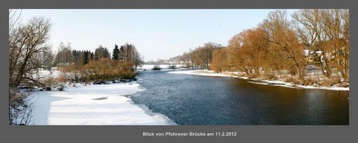 Pfohren, Donaueschingen, Donau, Brücke