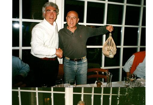 2001 Miki primo Sopaquaiotoautentico-riconoscimento per l'ultimo della gara.