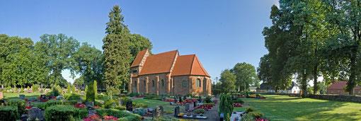 Pokrent Kirche