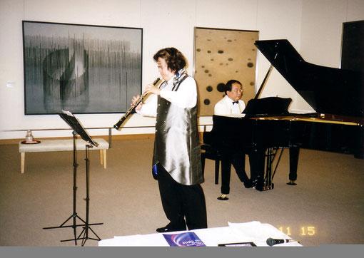大分市美術館コンサート 2003年11月
