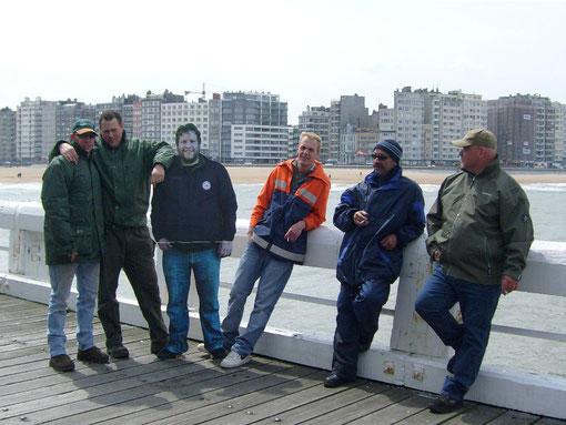 2009  Tom - Patrick - Pappjones - Basti - Aali - Stefan