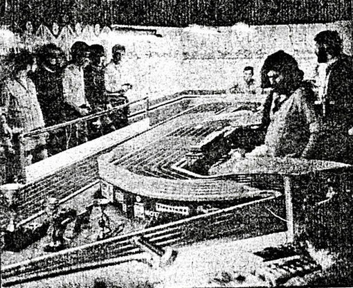12 Horas de Bilbao 2 novembre 1985