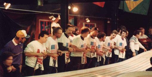 La Finale du championnat 1987