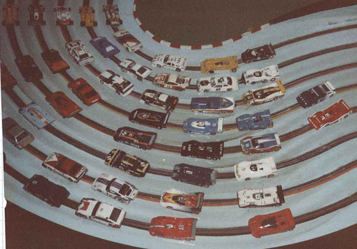 1981 Premier Grand Prix de Bordeaux de slot racing