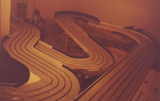 La piste de slot racing de Nevers