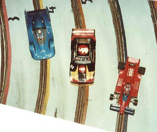 Les autos de Serge Lambert