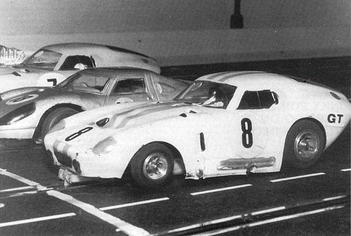 La Cobra Daytona de Rudy De Win et Stefaan De Voldere
