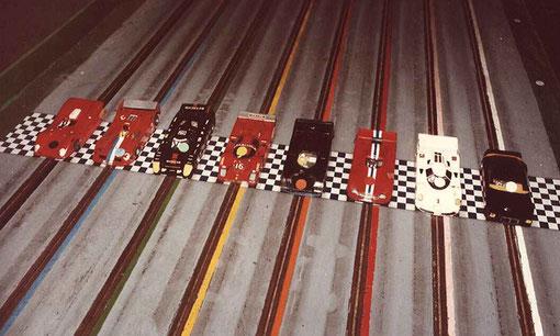 Sport-Europe série 3 du GP de Thoiry 1984